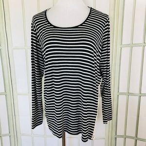 Louise Paris Very Soft Knit Top Long Sleeves